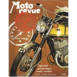 MOTO REVUE Spécial Printemps Mars 1970