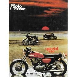 MOTO REVUE Spécial Eté Juillet1970