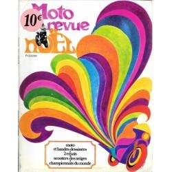 MOTO REVUE Spécial Noël (19/12/1970)