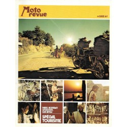 MOTO REVUE Spécial Tourisme (03/04/1971)