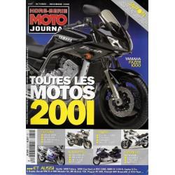MOTO JOURNAL toutes les motos 2001