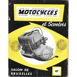 MOTOCYCLES n° 117 (15/02/1954)