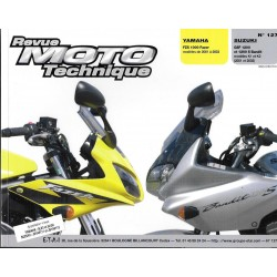Yamaha FZS 1000 Fazer (01 / 03) - Suzuki GSF 1200 / S (01 / 02)