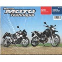 Honda CBR 125 R (04 / 05) - Yamaha XT 660 R et X (04 / 05)