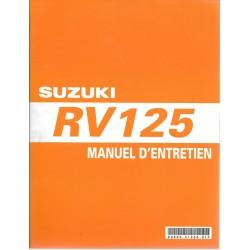 SUZUKI RV 125 K3 modèle 2003 (01/ 2003)