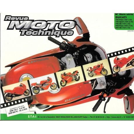 Revue Moto Technique Hors série n° 7 (Spécial DUCATI)