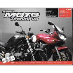 Revue Moto Technique n°121