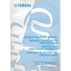 YAMAHA YZ 125 (R) / LC 2003 type 5UN