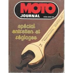 MOTO JOURNAL Spécial Entretien et réglages (2° trim 1976)