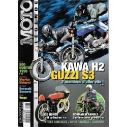 MOTO LEGENDE N° 106 octobre 2000