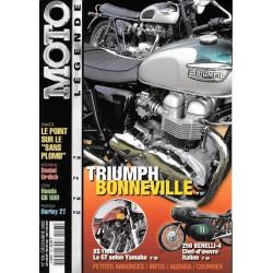 MOTO LEGENDE N° 108 décembre 2000