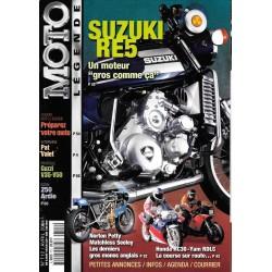 MOTO LEGENDE N° 112 avril 2001