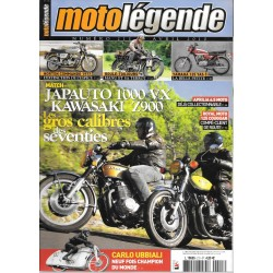MOTO LEGENDE N° 211 avril 2010