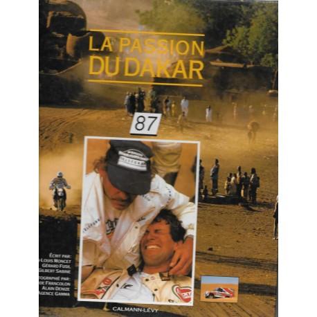 Passion du Dakar 1987