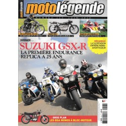 MOTO LEGENDE N° 213 juin 2010