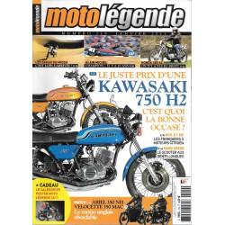 MOTO LEGENDE N° 219 janvier 2011