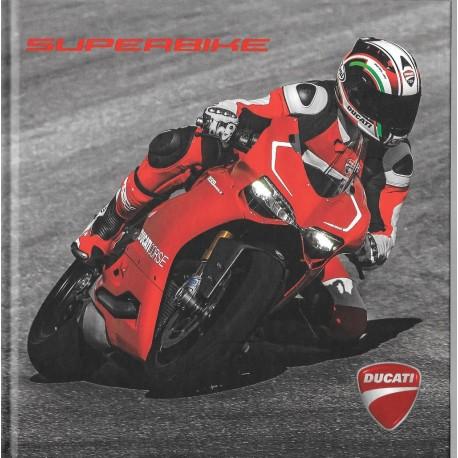 Prospectus original DUCATI Superbike 899 et 1199