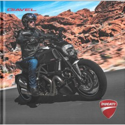 Catalogue original DUCATI DIAVEL 1198