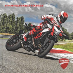 Catalogue original DUCATI Hyperstrada et Hypermotard 2014