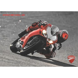Catalogue original DUCATI PANIGALE 2016