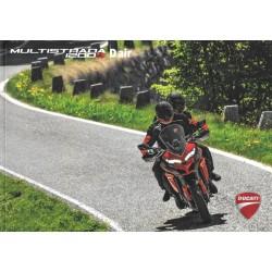 Catalogue original DUCATI MULTISTRADA 1200 S D air 2016