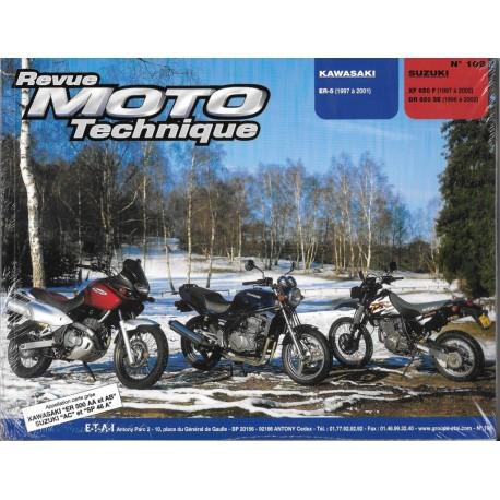 Revue Moto Technique n° 108