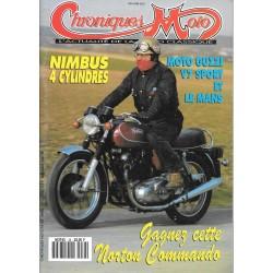CHRONIQUES MOTO n° 38 AVRIL 1992