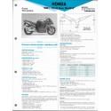 HONDA CBR 1100 XX de 1997 (Fiche RMT)