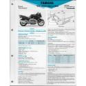 YAMAHA GTS 1000/A de 1993 et 1994 (Fiche RMT)