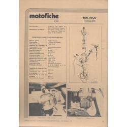 BULTACO FRONTERA 370 DE 1981