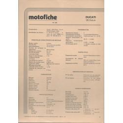 DUCATI 125 Enduro de 1981 et plus