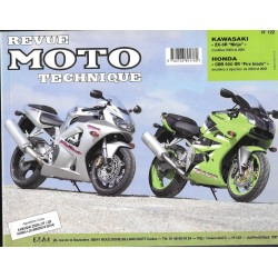 Revue Moto Technique n°122