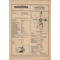 AGRATI-GARELLI GULP FLEX et MATIC de 1976 et plus