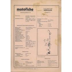 HERCULES type P3 de 1976 et plus