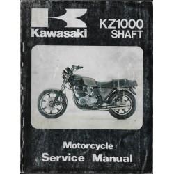 Manuel atelier KAWASAKI KZ 1000 ST