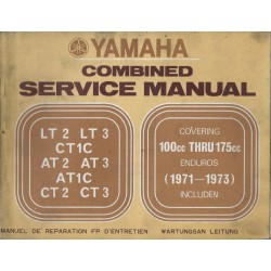 YAMAHA AT1. AT2. AT3.