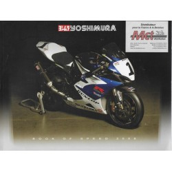 Catalogue YOSHIMURA de 2006 en anglais.