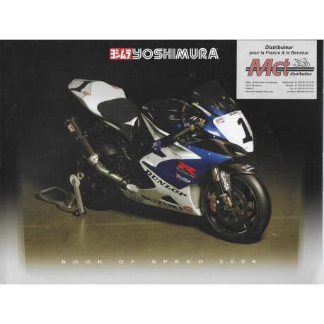 Catalogue YOSHIMURA de 2006 en anglais.