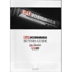 Catalogue YOSHIMURA de 2009 en japonais et anglais.