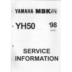 YAMAHA YH 50 1998