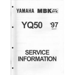 YAMAHA YQ 50 1997
