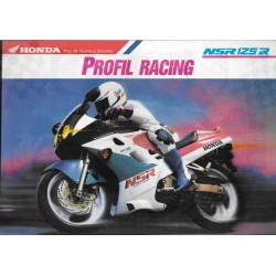 Prospectus HONDA NSR 125 R (06 / 1989)
