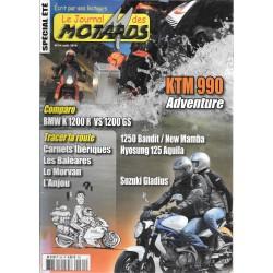 Le Journal des MOTARDS n° 64 (août 2010)