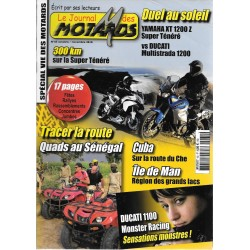 Le Journal des MOTARDS n° 65 octobre / novembre 2010)