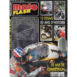 MOTO-FLASH Hors-Série: 50 ans de HONDA (1948 / 1998)