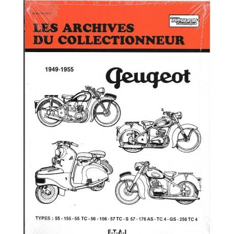 PEUGEOT 1949 - 1955