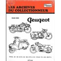 PEUGEOT Types 55. 155. 55 TC. 56. 156. 57 TC. S 57. 176 AS. TC4. GS. 256 TC4
