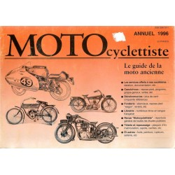 MOTOcyclettiste guide annuel 1996