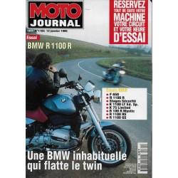 BMW: N° spécial MOTO-JOURNAL du 12 janvier 1995