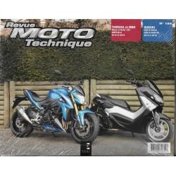 Revue Moto Technique n°184